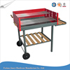 Heavy duty barbecue outdoor charcoal european barbecue grill
