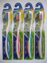 New design hot sale adult tooth brush No.HY3007