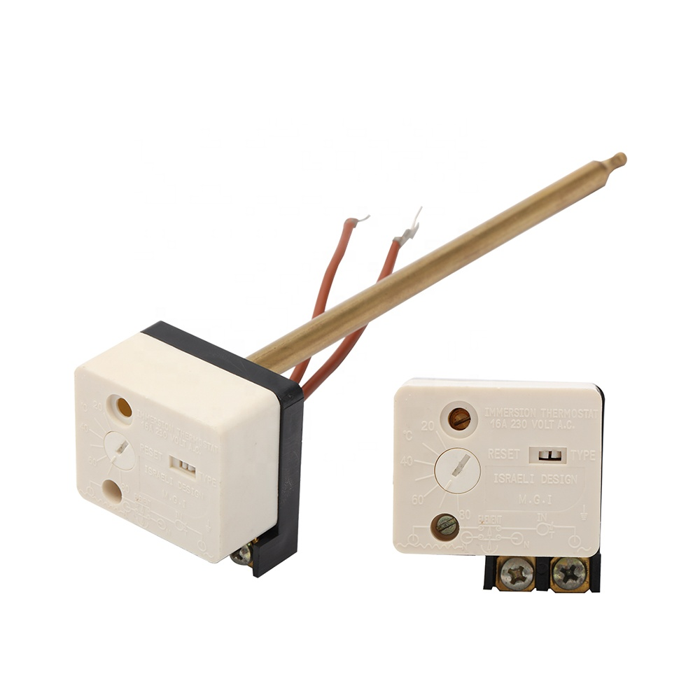 WNC-14 Electric Double Safety Thermostat 16A 250V