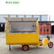 Multi-function electric tricycle tuk tuk food truck