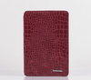 Factory crocodile leather case for ipad