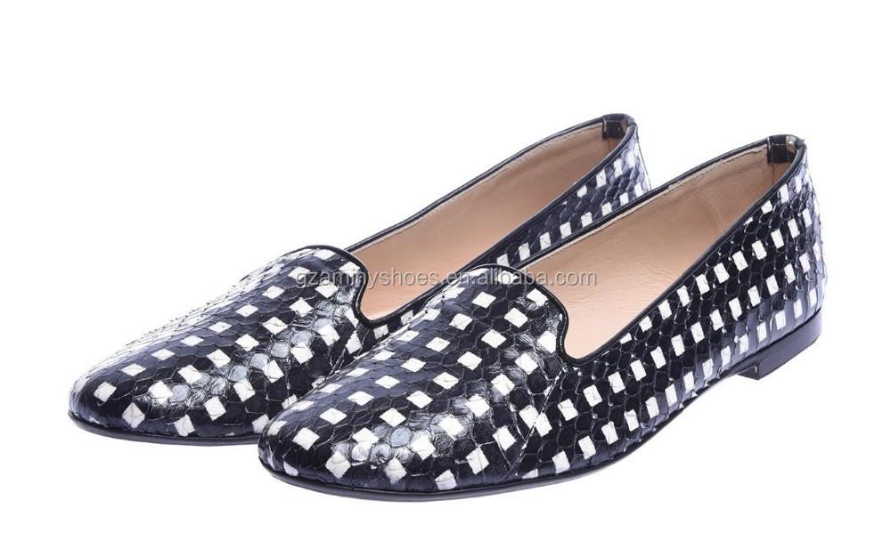Four Leather New Women Female Flats Fashion Casual Seasons Shoes wqaaxtYPr6