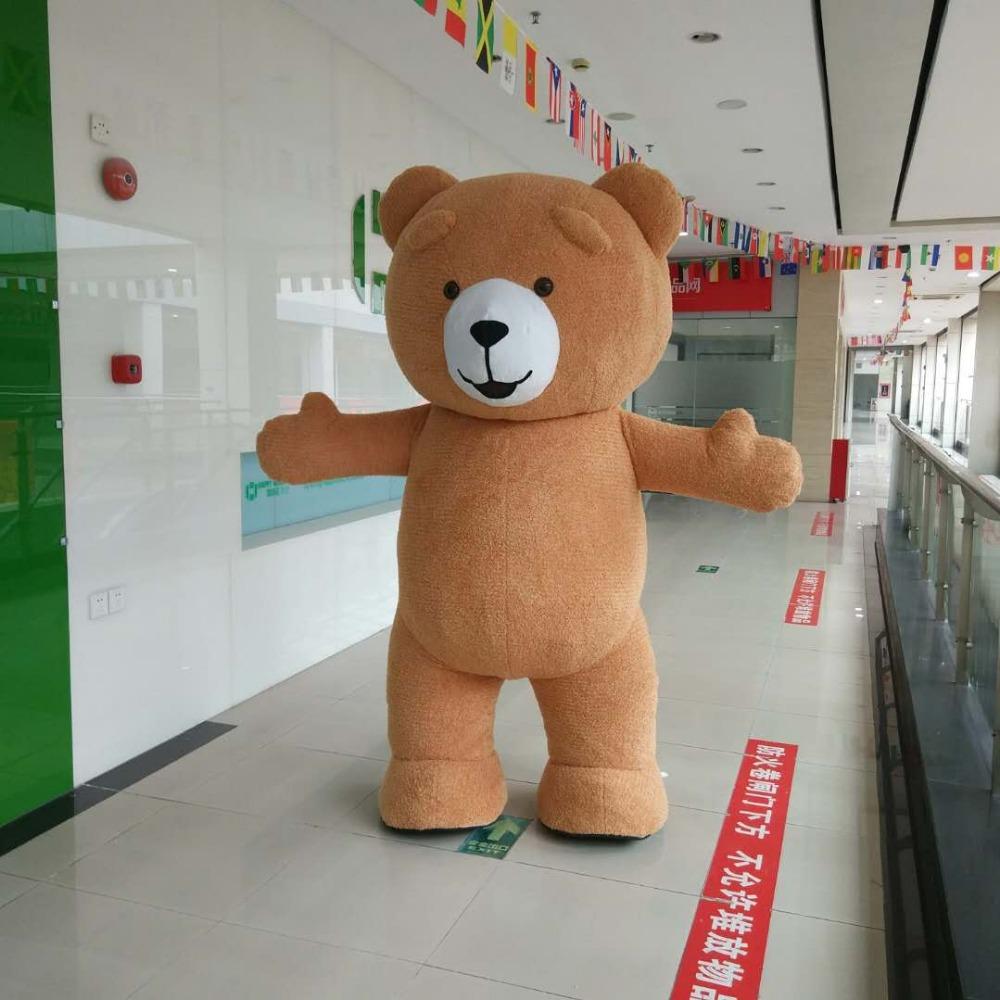 719a1f867a4 China Teddy Bear Costume