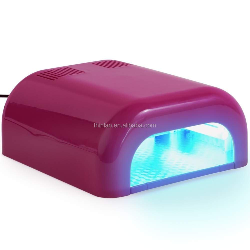 Alibaba Express China Suppliers Brand KT 230 36 W UV Nail Lamp 818 Titan Gel