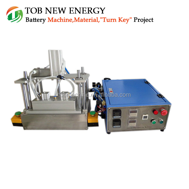 Battery Heat Sealing Machine For Pouches Vacuum Sealer Final Sealing