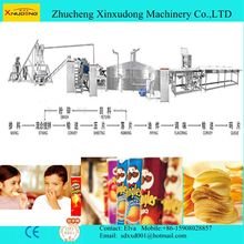 Automatic Pringles brand compound potato chip making machine