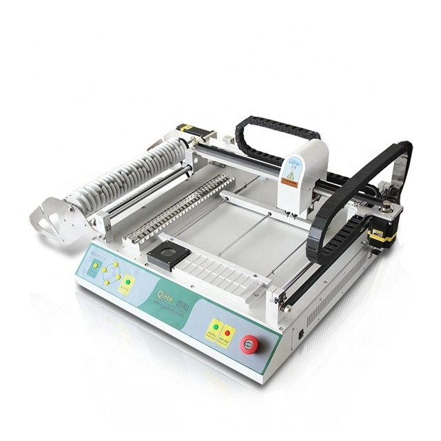 TVM802A-X SMD led manufacturing machine line Pick And Place Machine PCB manufacturing machine