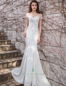 Custom Wedding Dresses From China
