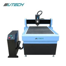 Mini Desktop 4 Motot Eixo 1.5kw Spindle Cnc Router 6090 Para Venda