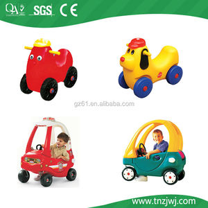 baby funny plastic toy vehicle ride on car