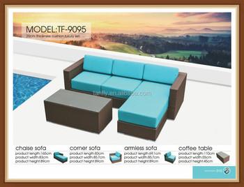 Tf 9095 Top Qualität Garten Sitzgarniturverkauf Rattanmöbel Buy