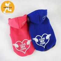 Hot selling comfortable dog winter clothing
