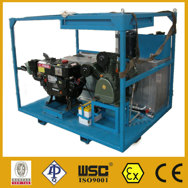 High Pressure Hydraulic Piston Pump Injector Test Bench For Sale