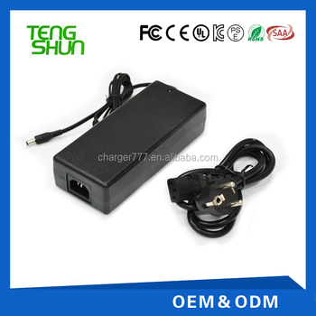 high quality 12s 43.8v 2a 36v 1.8a charger for 36v lifepo4 battery