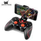 Data Frog Wireless Bluetooth Gamepad For Android Smart Phone Game Controller For PS3 PC Laptop mobile controller PC