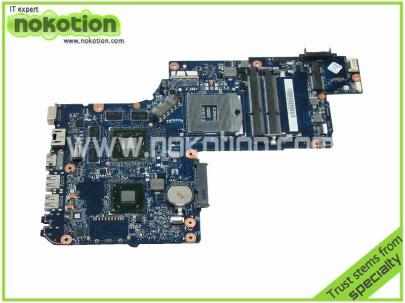 laptop motherboard for toshiba satellite C870 L870 L875 17 3 Screen ATI Mobility Radeon HD