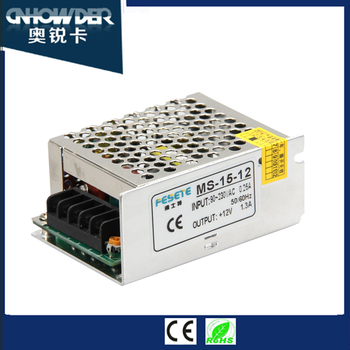 Factory Price 220vac To 24vdc Industrial Enclosure Switching Power ...