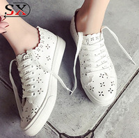 Wholesale New hot product for shoes in women casual shoe charming style fashion flats