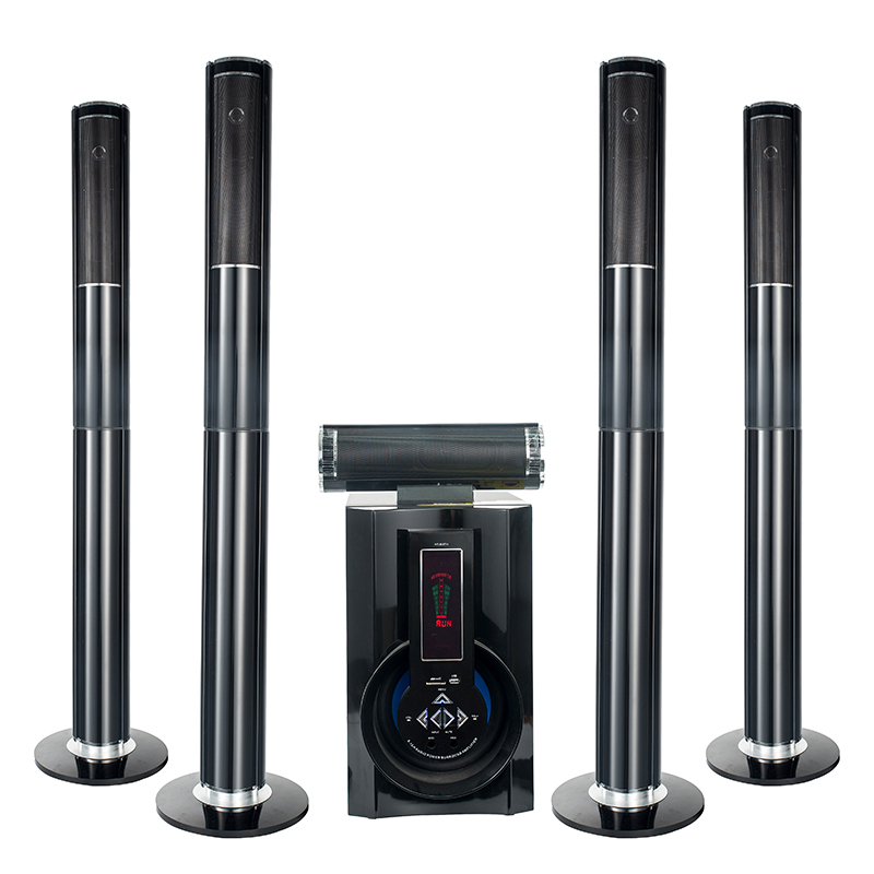 High quality sound speaker home cinema 5.1 bluetooth music woofer