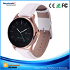 Bluetooth Waterproof F88 Ladies Smart Wrist Mobile Phone Watch with Heart Rate for iPhone Samsung Huawei
