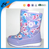 Nylon 3D printing Warm Wool Lining Winter Kids boots
