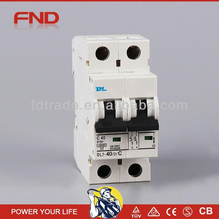 Mini Circuit Breaker Manufacturer, Mini Circuit Breaker ...