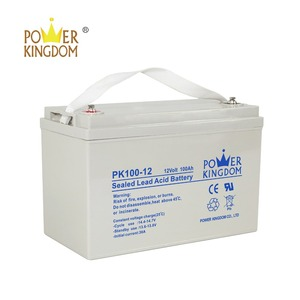12v 100ah Max Life Lead Acid Solar Power Storage Battery