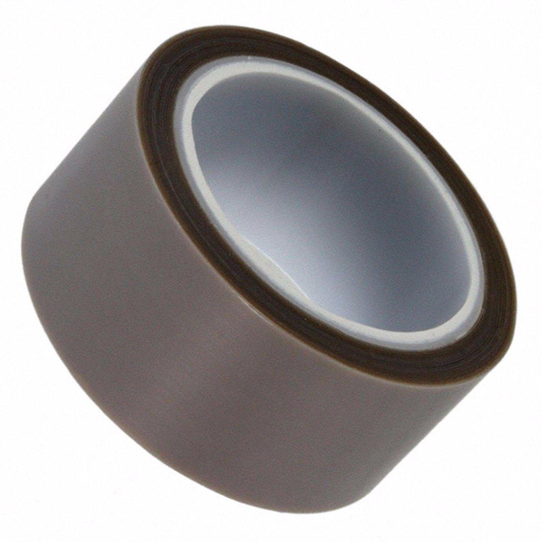 Teflon Skived PTFE Film Adhesive Tape 0.13mm25mm10M Teflon Film Adhesive Tape