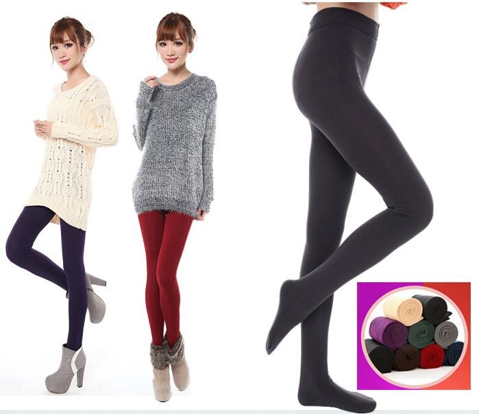 63dc6220c01 Spring   autumn   winter women tights fashion sexy stockings plus velvet  warm tights winter dress women s tights pantyhose