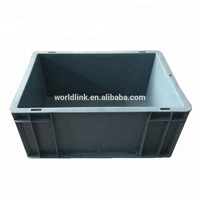 Cheap Durable Stacking EU Plastic Crate