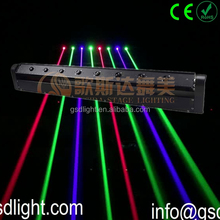 Guangzhou full color laser show system / disco stage laser light