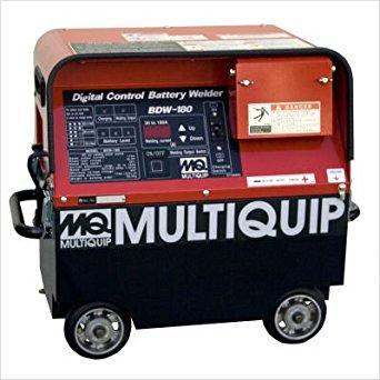Multiquip BDW180MC Battery-Powered Welder Generator, 120 VOLT, 30-180 Amps