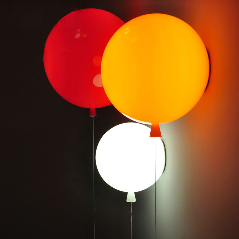Wall Lamps Kids Rooms: Aliexpress.com : Buy Novelty Colorful Balloon Wall Lamps