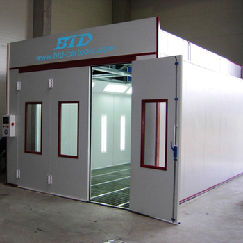 Car Paint Oven Car Spray Booth Used Paint Booth Ce European Design