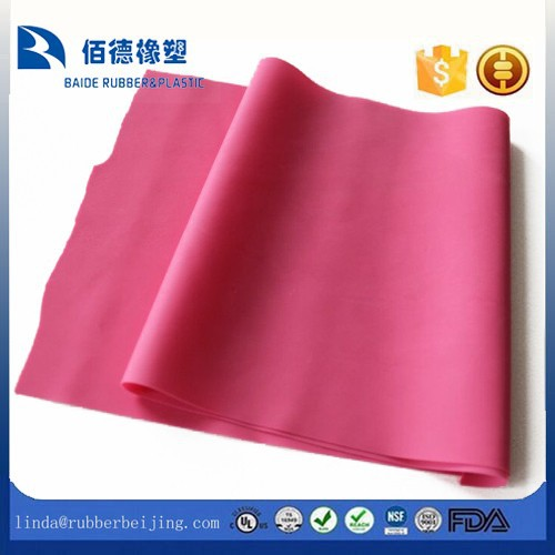 natural rubber underlay