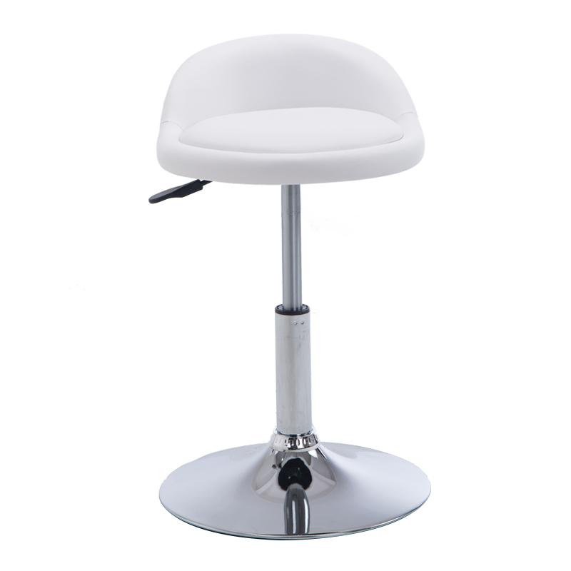 Astounding Wahson Pu Leather Round Seat Armless Bar Stool Chairs Modern Bar Chair Buy Bar Stool Chairs Bar Stool Chairs Modern Chairs Modern Product On Creativecarmelina Interior Chair Design Creativecarmelinacom