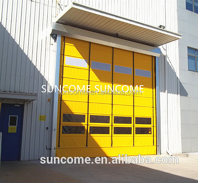 less maintainance exterior electric roller shutter door