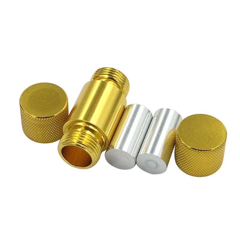 Manufacturers Aluminium Alloy Tobacco Press Pollen Smoking Accessories