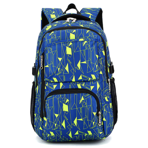 Best sell fashion colorful printing bookbags backpack school day college bags backpack bag school