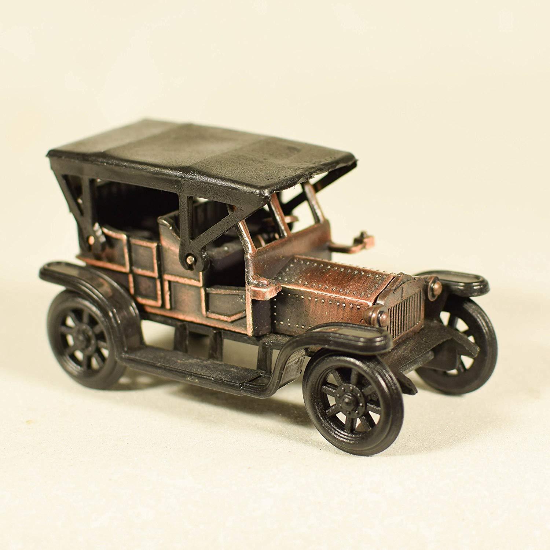 Metal Die Cast Replica Antique Car Miniature Pencil Sharpener - Collectible Antique Car Figurine