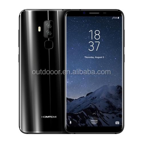 Wholesale Drop-shipping HOMTOM S8, 4GB RAM 64GB ROM Dual back cameras 5.7 inch 4G HOMTOM phone China brand phone