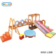 Newly Toddler Wooden Sensory Integration Equipment and wooden indoor playground
