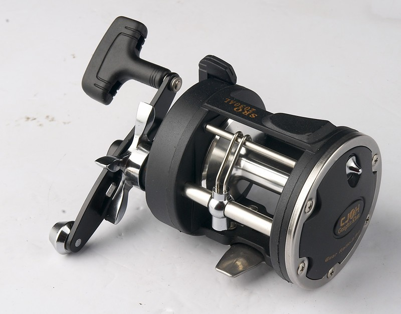 low profit trolling fishing reel