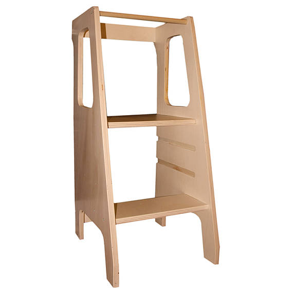 Bamboo Learning Tower For Toddlers Kids Step Ladder Stool Kitchen Helper Buy Ladder Stool Kitchen Helper Toddler Step Stool Product On Alibaba Com