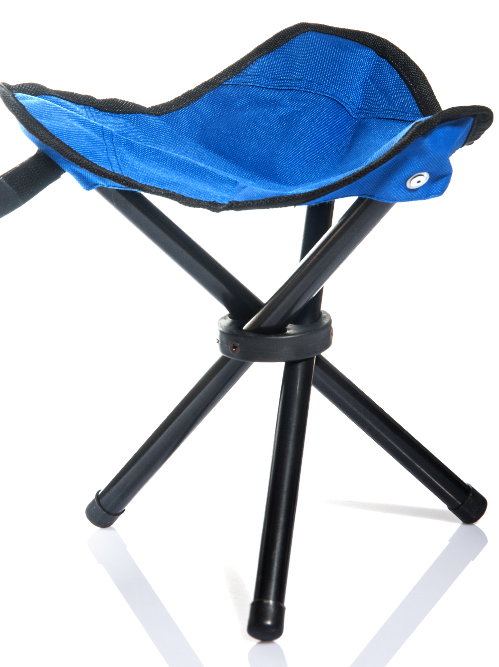 Lightweight camping chairs - Get Quotations Outdoor Small Lightweight Portable Folding Chair For Fishing Hiking Camping Foldable Tripod Camp Chair