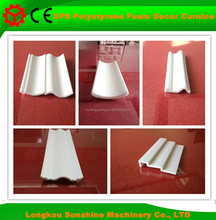 Foam Polystyrene building ceiling moulding products cornice
