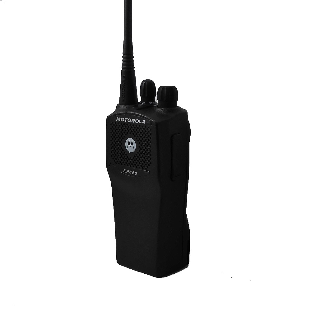 VHF Talkie-walkie Radio Bidirectionnelle Motorola EP450