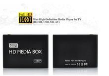 2015 New Full HD 1080P Car Media Player HDMI,AV output,SD/MMC Card reader/USB Host Free Car adapter Free shipping