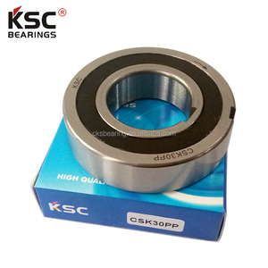 CSK25PP high performance low prices One way clutch bearing