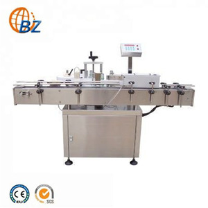 Factory Supplier Durable Round Labeling Machine for Plastic Bottle